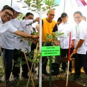 Penanaman 1000 Pohon