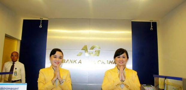 Bank Artha Graha Cetak Laba Bersih